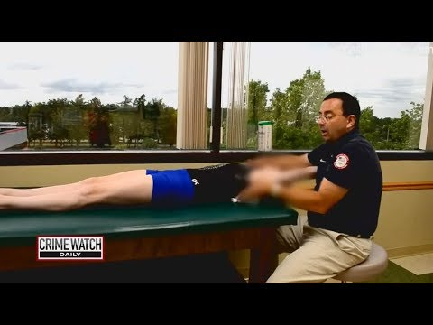 Pt. 3: Elizabeth Smart Interviews Larry Nassar Survivors - Crime Watch Daily with Chris Hansen