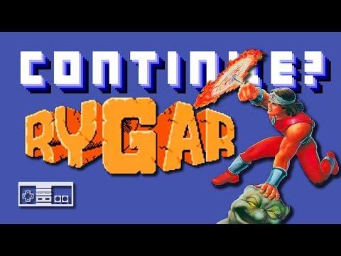 Rygar (NES) - Continue?