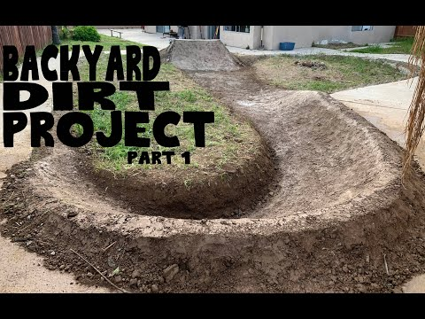 BACKYARD DIRT PROJECT