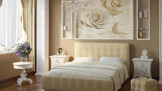 Белая кровать в спальню! Купить белую кровать в спальню!(Белая кровать в спальню! Купить в интернет-магазине модульной мебели