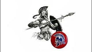 Вот почему побеждали греки   Дисциплина или тактика?   Истории про  фаланги спартанских гоплитов