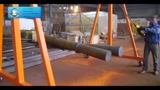 Козловой кран(http://npkpmz.ru/krankozlovoy.html НПК «Пермский механический завод» проектирует и изготавливает современные козловые..., 2013-05-24T10:03:42.000Z)