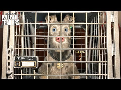 ISLE OF DOGS Extended Clip