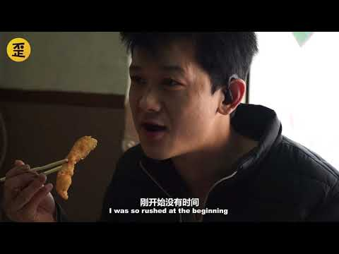 Breakfast in Beijing | The Life of a Street Food Seller | Ep.6