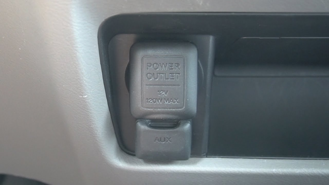 hight resolution of how to repair cigarette lighter port w no power from blown fuse in 8th gen honda civic 2006 2011