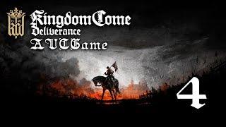 Прохождение Kingdom Come: Deliverance #4 - Палач и кольцо