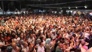 Onay ŞAHİN...9.KAĞITHANE KARADENİZLİLER ETKİNLİĞİ 2014(Ahmet ÖZDAMAR)