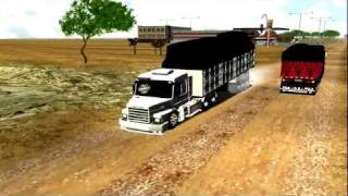 ALH - Scania 113H e granel Bendo Mapa EAA v6