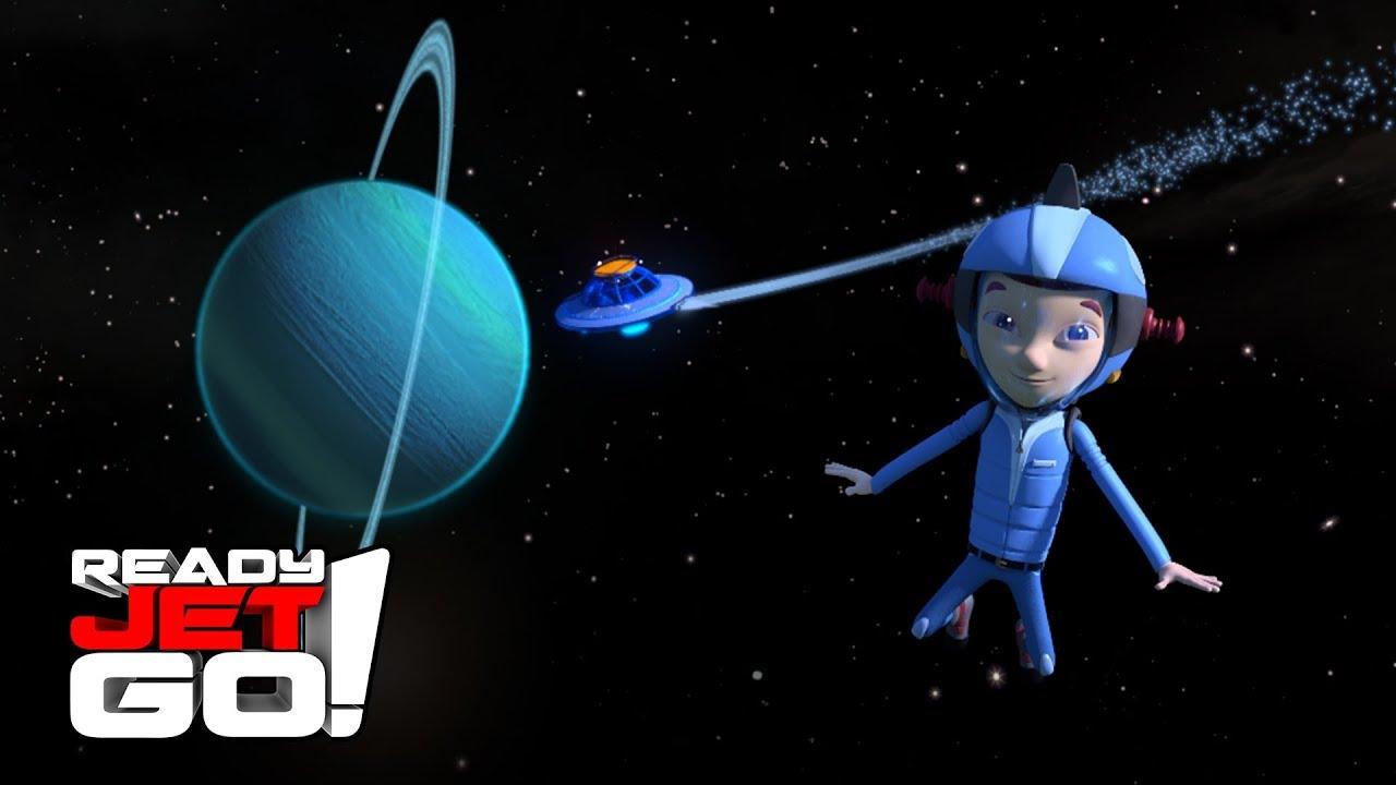 Jet ile Keşfet | Güneş Sistemi Turu - Çizgi Film