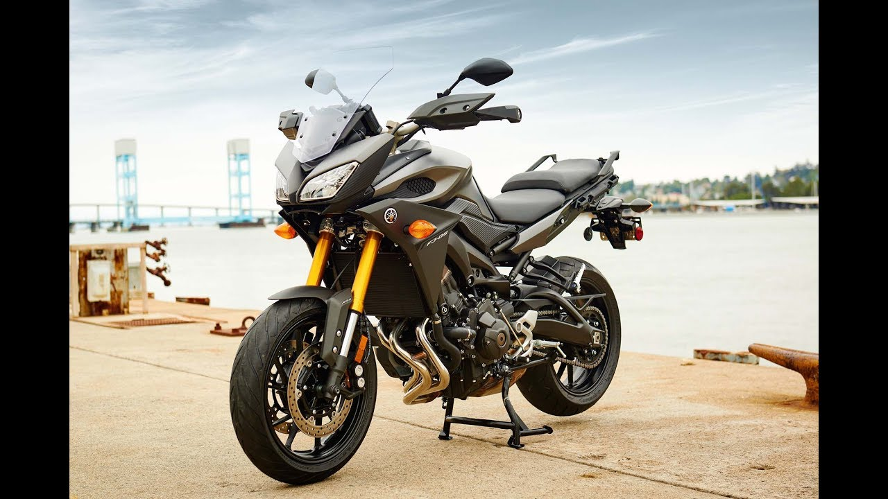 2018 yamaha mt 09 tracer release review youtube. Black Bedroom Furniture Sets. Home Design Ideas