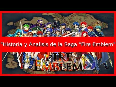 "Historia y Analisis de la saga ""Fire Emblem"" - VicioGamers"