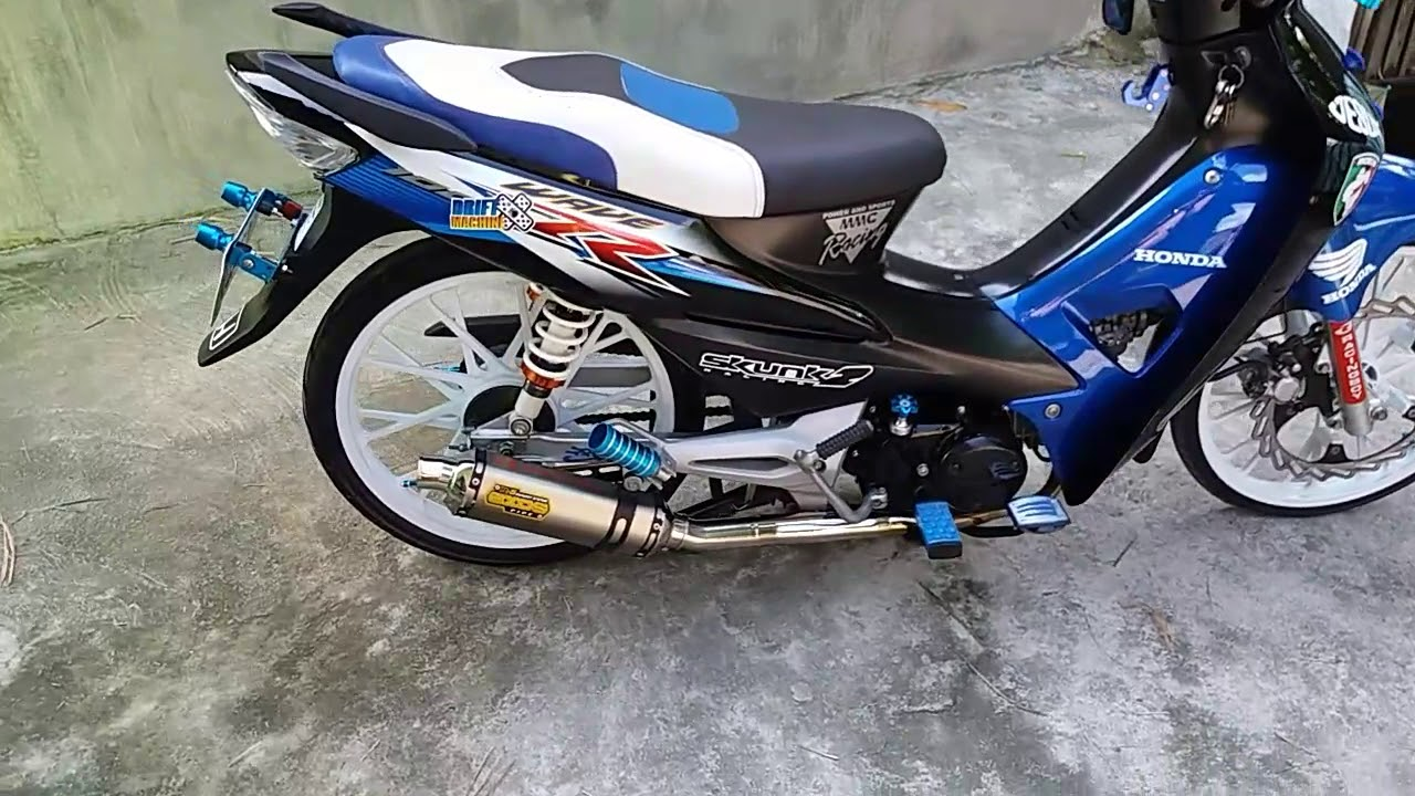 My Honda Wave r 100 2014 Model (Bugallon Pangasinan) - YouTube