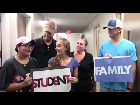 8b122c9ee635 CSUCI Move In Day 2018!