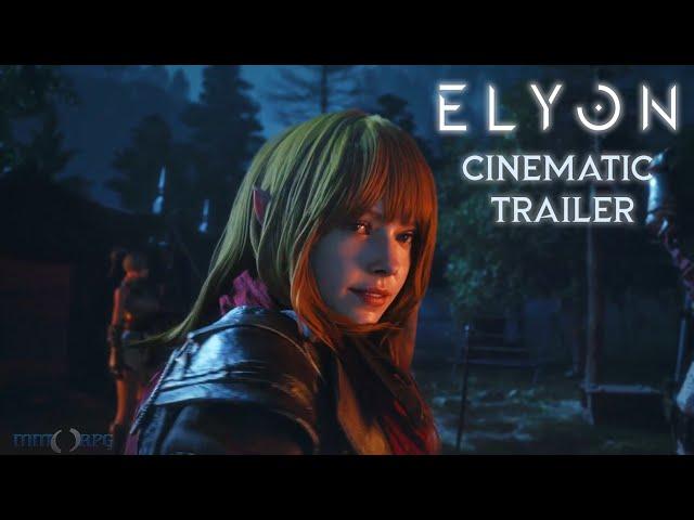 Elyon Cinematic Teaser Trailer   English Version