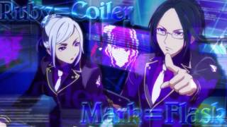 3DS/PS Vita - Conception II: Children of the Seven Stars Opening Movie (2014)