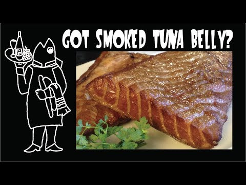 Tuna Recipe? Learn How To Smoked Fish!😜 Try Smoked Tuna Belly Recipe And/Or Smoked Tuna Recipe