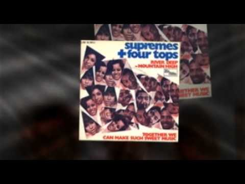 THE SUPREMES and THE FOUR TOPS  where would i be without you baby