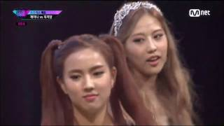 [Unpretty Rapstar 3 Ep. 4] Yuk Jidam vs Janey @1v1 Diss Battle (Eng Sub)
