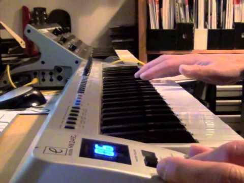 ClaviDuck : straight funk jam