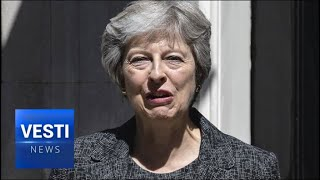 May is Off Her Rocker! Putin Knows Something That She Doesn't and He's Enjoying the Meltdown!