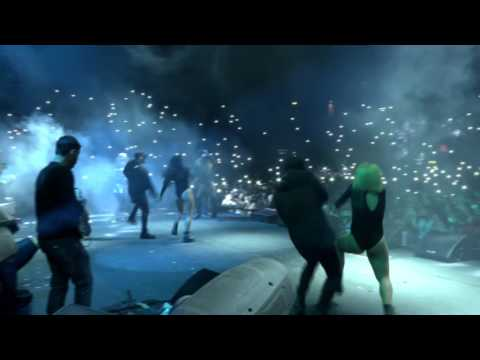 Ozuna - Falsas Mentiras │ Luna Park - Argentina [ EN VIVO HD ]