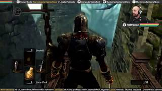 Dark Souls Sundays - Part 3   The Computer Game Show