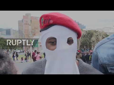 South Africa: CPUT on lockdown as violence breaks out between students and private security