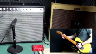 Fender Super Sonic 22 vs Fender Blues Deluxe (Clean)