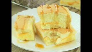 Cách làm Bánh Bông lan Đài Loan - Nguồn Điện Máy Xanh