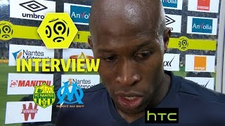 Interview de fin de match : FC Nantes - Olympique de Marseille (3-2) - Ligue 1 / 2016-17