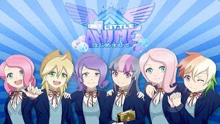 [マイリトルアニメ] My Little Anime (Napisy PL)