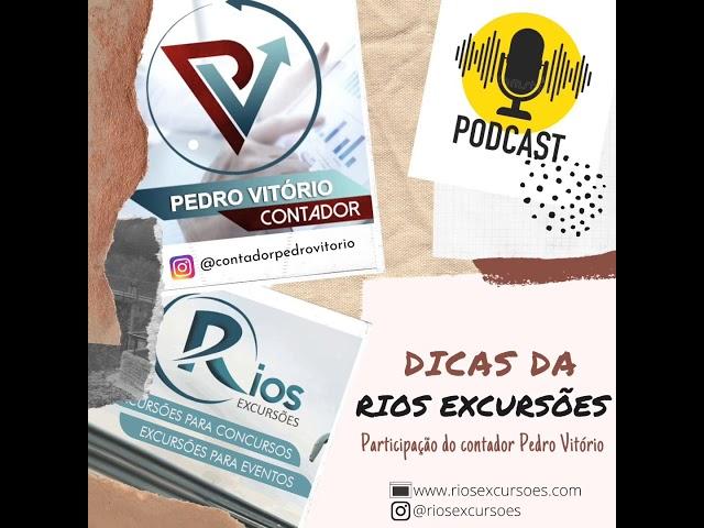 Série Dicas da Rios Excursões - CONCURSEIRO NÃO GASTA, INVESTE.