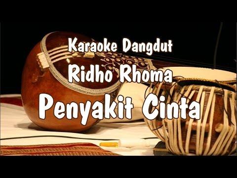 Karaoke Penyakit Cinta (Ridho Rhoma)