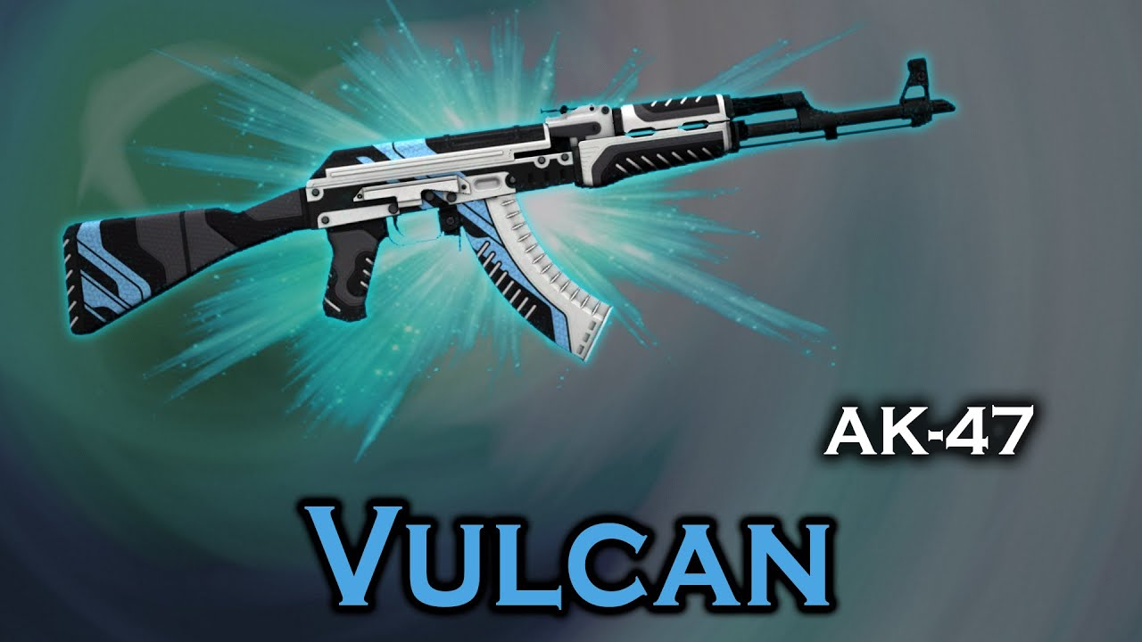 Vulcan Ak 47 Stattrak Stickers Skin Preview Fn Mw Ft Ww Bs Youtube