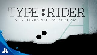 Type:Rider - Launch Trailer | PS4, PSVita