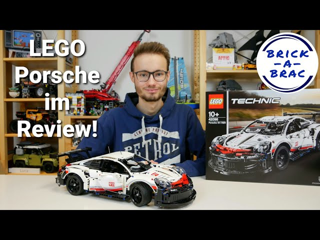 LEGO® Technic 42096 Porsche 911 RSR  Review // deutsch