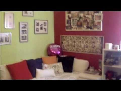 Decoraci n habitaci n individual youtube - Decoracion habitacion individual ...
