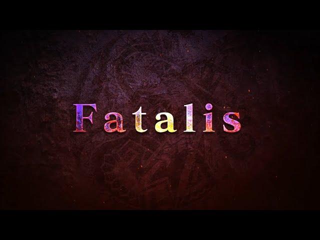 Trailer Fatalis (Version Anglaise) - MHW Iceborne MAJ 15.00