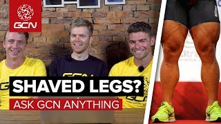 When Did You Start Shaving Your Legs?   Ask GCN Anything