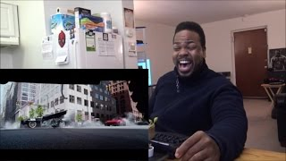 Fast & Furious 8: The Fate of the Furious - Official Trailer REACTION!!!