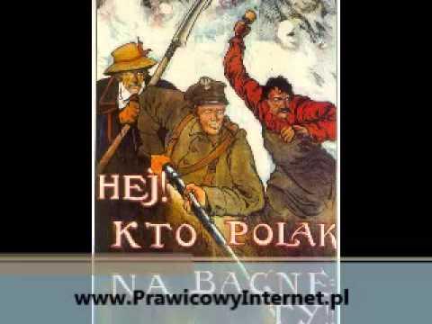 Do broni, ludy, powstańmy wraz  I bratnią sobie podajmy dłoń! - Pieśń Patriotyczna