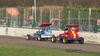 Posterholt Raceway 08-04-2018 Heritage F1 Stockcars 3e Manche (5'06)
