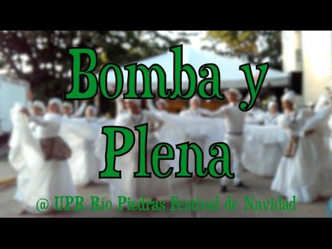 Bomba y Plena @ UPRRP Festival de Navidad | Puerto Rico