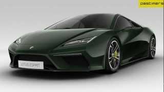 Lotus Esprit 2013 Videos