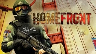 CGRundertow HOMEFRONT for PlayStation 3 Video Game Review