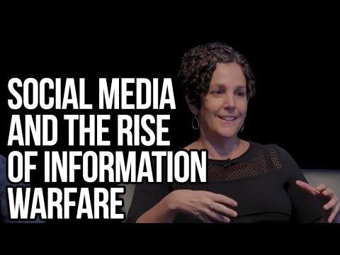 Social Media and the Rise of Information Warfare | Yaël Eisenstat