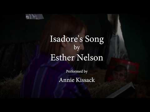 'Isadore's Song' By Esther Nelson, Performed By Annie Kissack