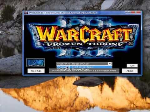 Warcraft 3 Keygen