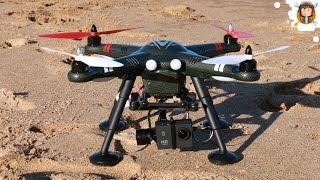 Testando Drone - Detect X380