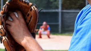How to Pitch a Breaking Ball  Baseball Pitching